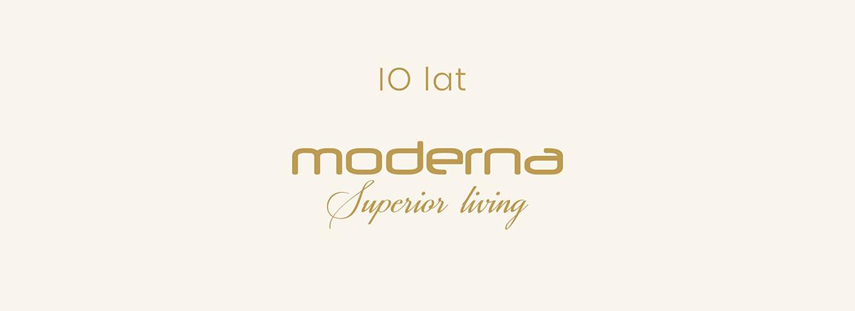 Moderna Holding 10th Annivesary