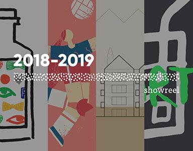 Showreel 2018-2019